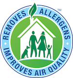 We can remove up to 98% of allergens.