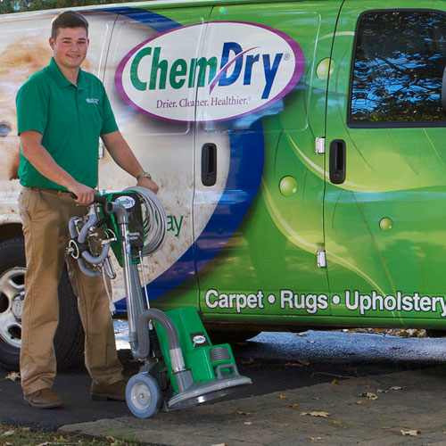 Trust Chem-Dry of Springfield for your carpet and upholstery cleaning service needs